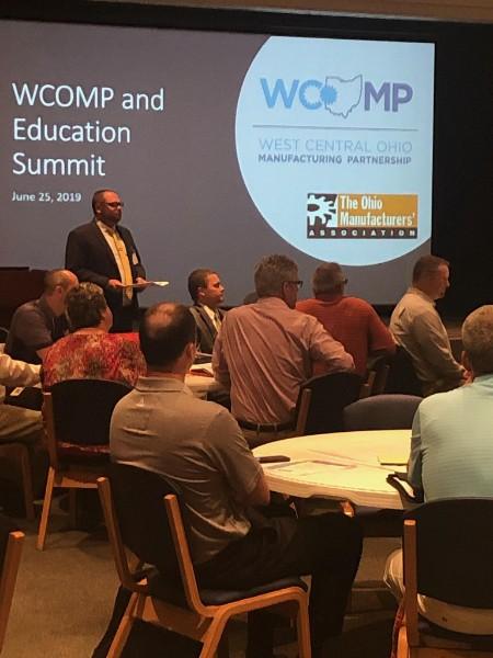 Edison hosts WCOMP education summit – Troy Daily News