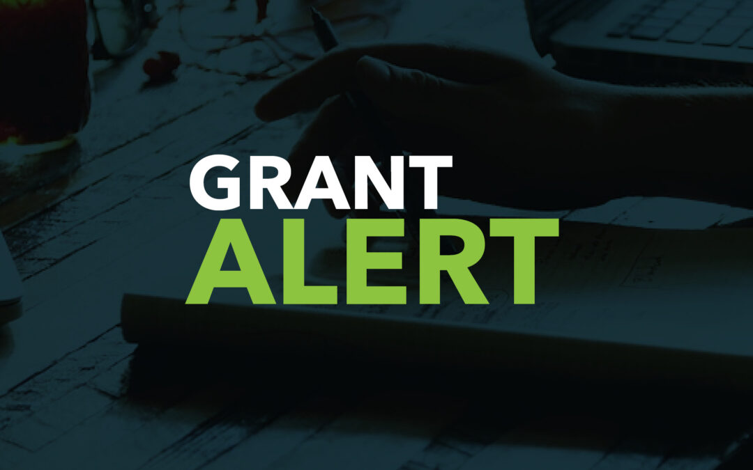 Grant Opportunities: April 2019