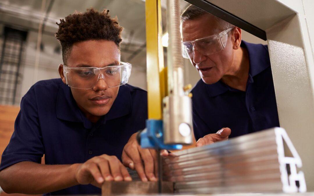 High School Pre-Apprenticeship Program Wraps Up First Year